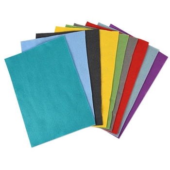 Sizzix BOLD Felt Sheets Surfacez 663008