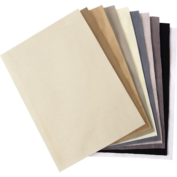 Sizzix NEUTRAL Felt Sheets Surfacez 663779