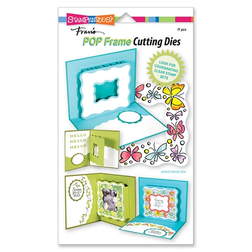 Stampendous POP FRAME Die Set dcp1020  Preview Image
