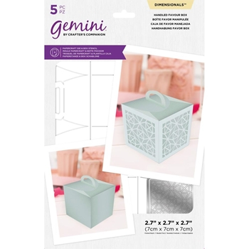 Gemini HANDLED FAVOUR BOX Die Set gemmddimhan