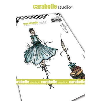 Carabelle Studio A FAIRY TALE Cling Stamps sa60529