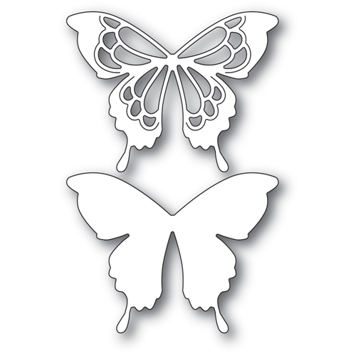Memory Box SYLVAN BUTTERFLY Craft Dies 94577 Preview Image