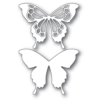 Memory Box SYLVAN BUTTERFLY Craft Dies 94577