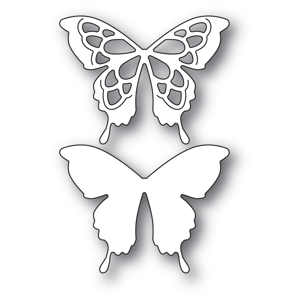 Memory Box GLADE BUTTERFLY Craft Dies 94578 zoom image