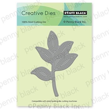 Penny Black VIRIDESCENT Thin Metal Creative Dies 51 650