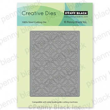 Penny Black GEOMETRIC CIRCLES Thin Metal Creative Dies 51 644