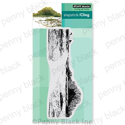 Penny Black Cling Stamp PATHWAY 40 752 Preview Image