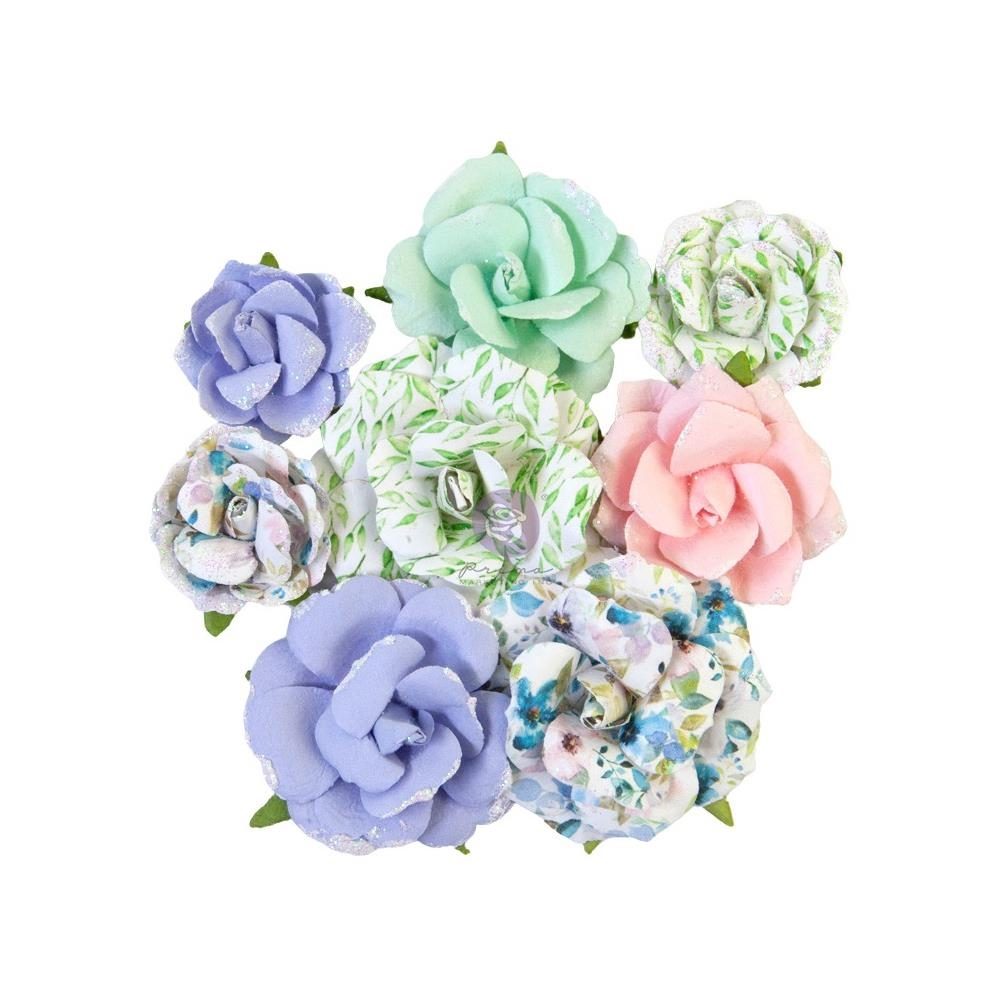 Prima Marketing ROSE GOUACHE Watercolor Floral Flowers 653088 zoom image