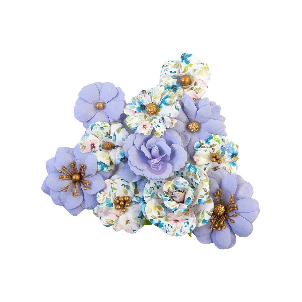 Prima Marketing BLANK CANVAS Watercolor Floral Flowers 653125 zoom image