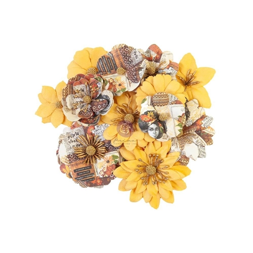 Prima Marketing COLORFUL BEAUTY Diamond Flowers 653262 Preview Image