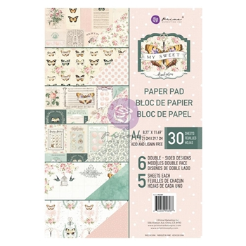Prima Marketing A4 Paper Pad MY SWEET 996987