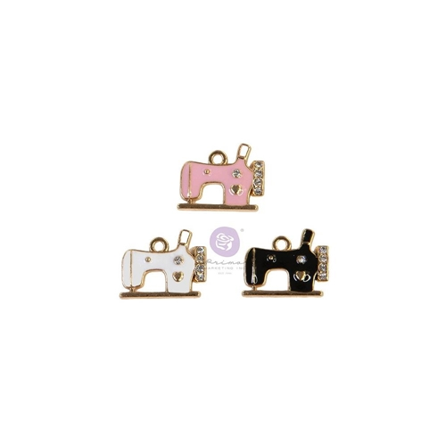 Prima Marketing MY SWEET Sewing Machine Charms 997090 Preview Image