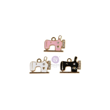 Prima Marketing MY SWEET Sewing Machine Charms 997090