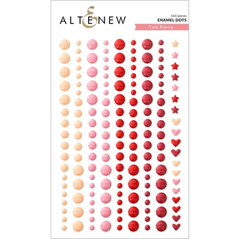 Altenew TEA PARTY Enamel Dots ALT4784