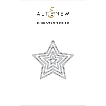 Altenew STRING ART STARS Dies ALT4887