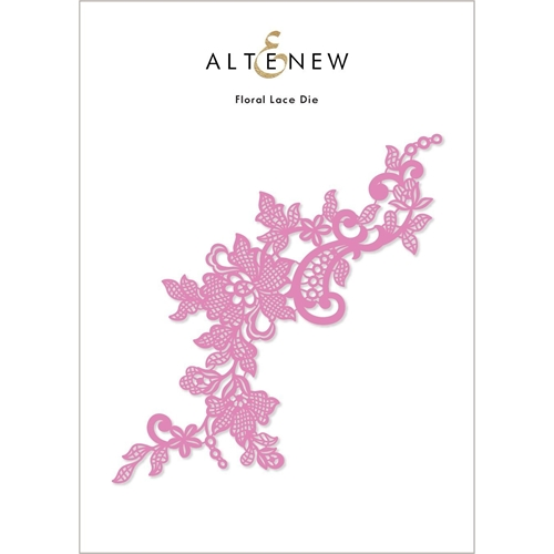 Altenew FLORAL LACE Die ALT4884 Preview Image
