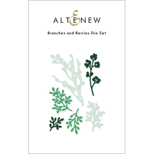 Altenew BRANCHES AND BERRIES Dies ALT4881 Preview Image