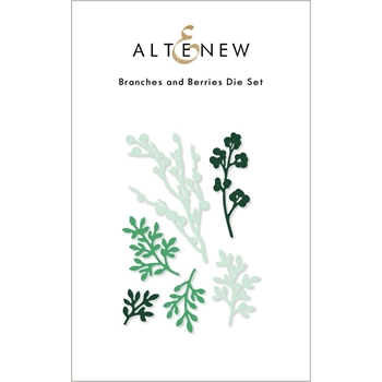 Altenew BRANCHES AND BERRIES Dies ALT4881