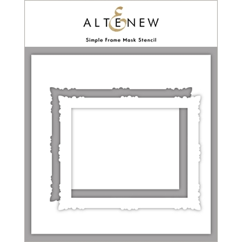Altenew SIMPLE FRAME Mask Stencil ALT4876