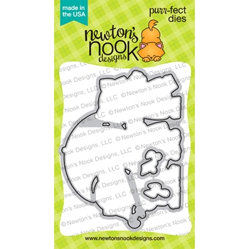 Newton's Nook Designs NEWTON'S RAINY DAY TRIO Dies NN2102D03