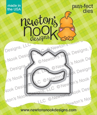 Newton's Nook Designs HARE MAIL Dies NN2102D05 Preview Image
