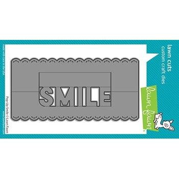 Lawn Fawn POP-UP SMILE Die Cut lf2528