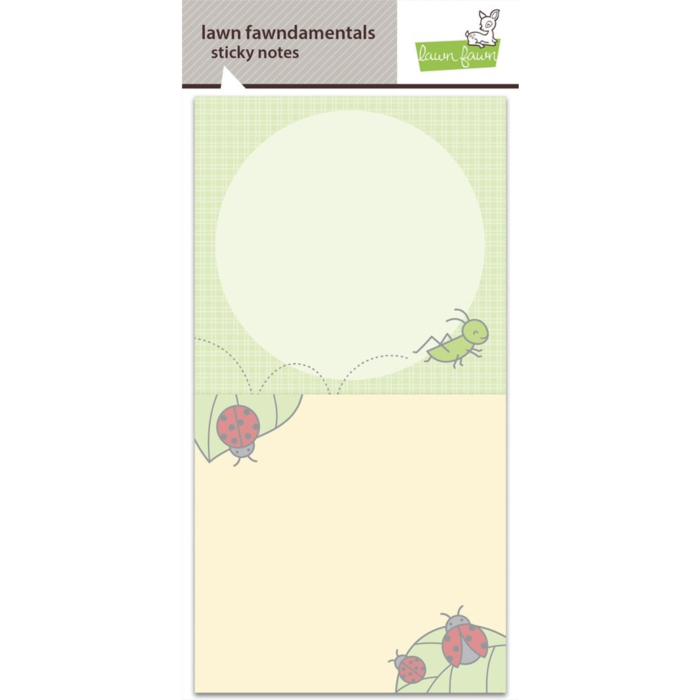 Lawn Fawn A REALLY BUG DEAL Sticky Notes lf2542 zoom image
