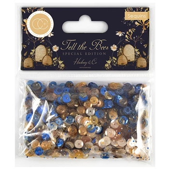 Craft Consortium TELL THE BEES SPECIAL EDITION Sequins CCSQN002