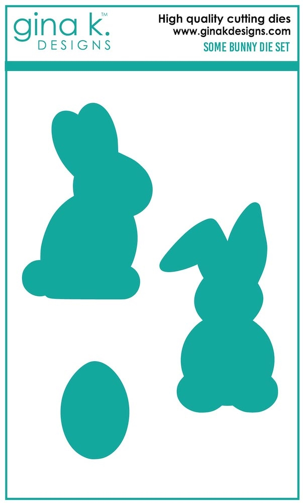 Gina K Designs SOME BUNNY Coordinating Dies 7573 zoom image