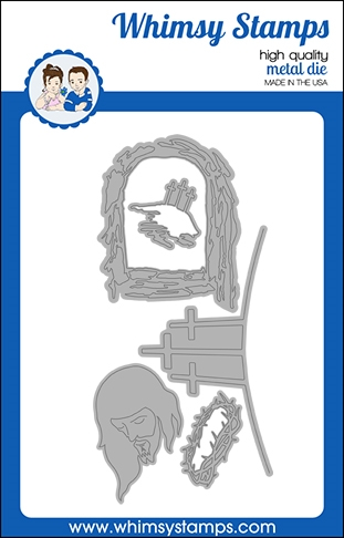 Whimsy Stamps SAVIOR Dies WSD526 Preview Image