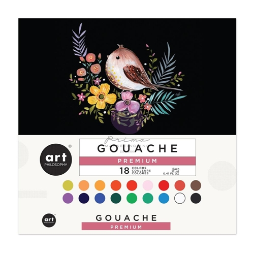 Prima Marketing GOUACHE SET Art Philosophy 650407 Preview Image