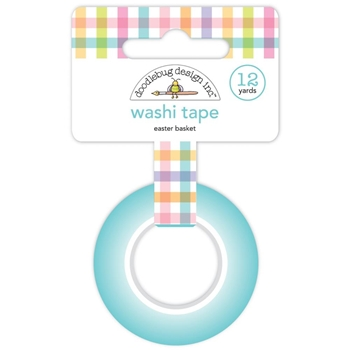 Doodlebug EASTER BASKET Washi Tape 7165