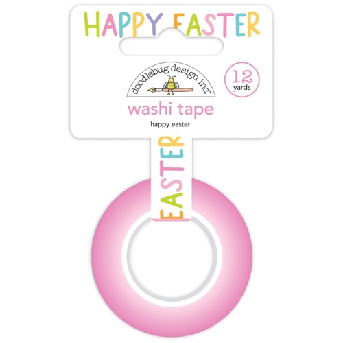 Doodlebug HAPPY EASTER Washi Tape 7164 Preview Image