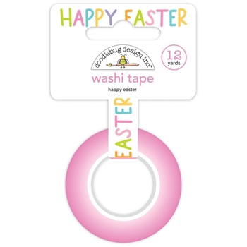Doodlebug HAPPY EASTER Washi Tape 7164