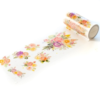 PinkFresh Studio JOYFUL BOUQUET Washi Tape 110721