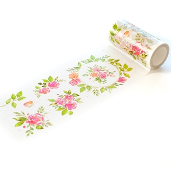 PinkFresh Studio ENGLISH GARDEN Washi Tape 111621