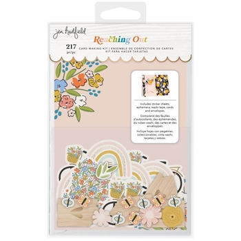 Pebbles Inc. Jen Hadfield REACHING OUT Card Kit 34005564