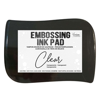 Couture Creations EMBOSSING INK PAD co728278