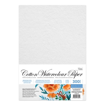 Couture Creations COTTON WATERCOLOR PAPER co728159