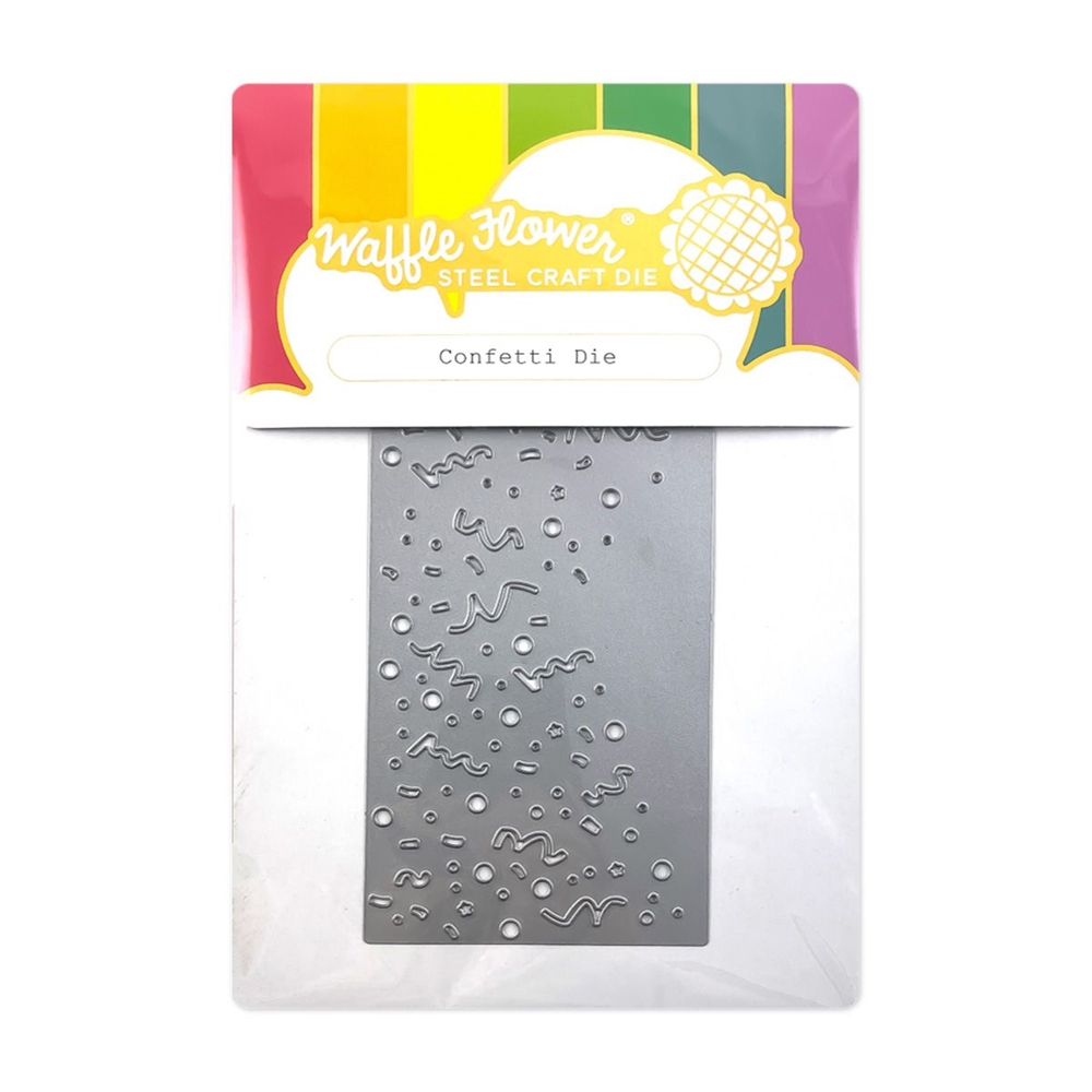 Waffle Flower CONFETTI TAG Dies 420556 zoom image