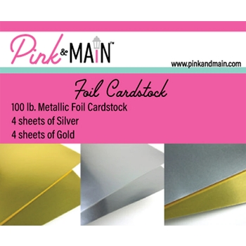 Pink and Main FOIL CARDSTOCK PMP053