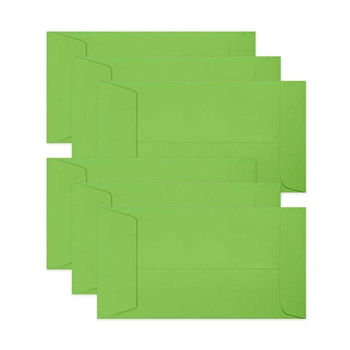 Simon Says Stamp Envelopes MINI SLIMLINE BRIGHT GREEN Open End sss86 All The Feels