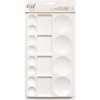 Art Supply Basics PLASTIC PALLET 34006055