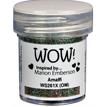 WOW Embossing Powder AMALFI WS261R