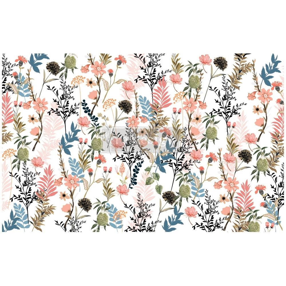 Prima Marketing PRETTY MEADOWS ReDesign Decoupage Tissue 652357 zoom image