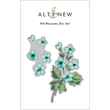 Altenew HILL BLOSSOMS Dies ALT6050