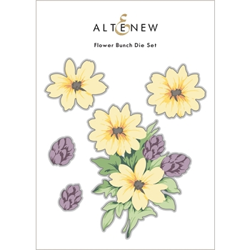 Altenew FLOWER BUNCH Dies ALT6049
