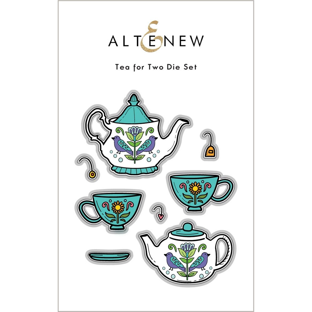Altenew TEA FOR TWO Dies ALT6044 zoom image