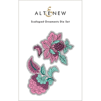 Altenew SCALLOPED ORNAMENTS Dies ALT6039
