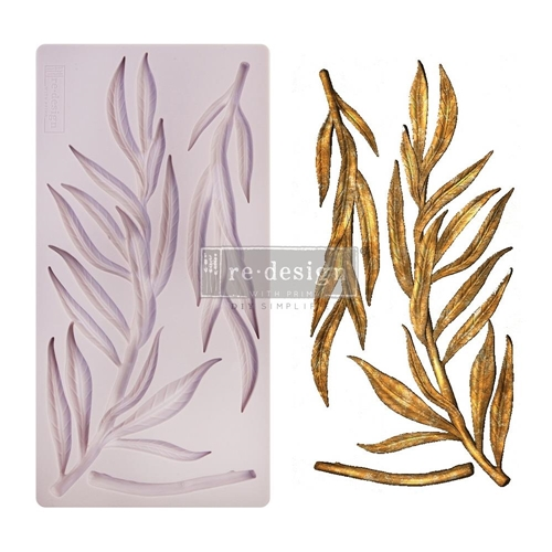 Prima Marketing SIMPLE GREENERY ReDesign Decor Mould 650476 Preview Image
